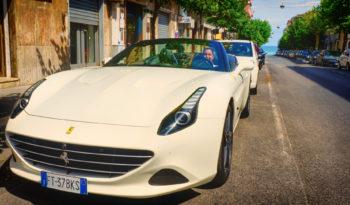 Ferrari California T pieno