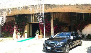 Mercedes Classe S per matrimoni