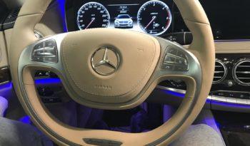 Mercedes Classe S per matrimoni pieno
