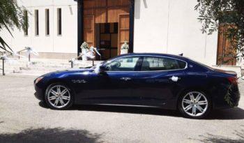 Maserati Quattroporte per matrimoni