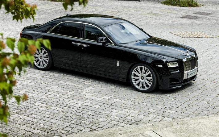 Rolls Royce per matrimoni pieno