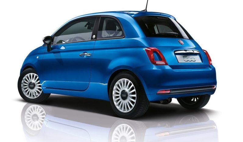FIAT 500 LOUNGE 0 ANTICIPO noleggio a lungo termine pieno